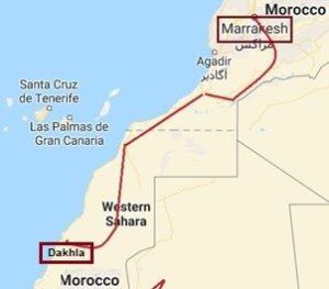 Marrakech-Dakhla