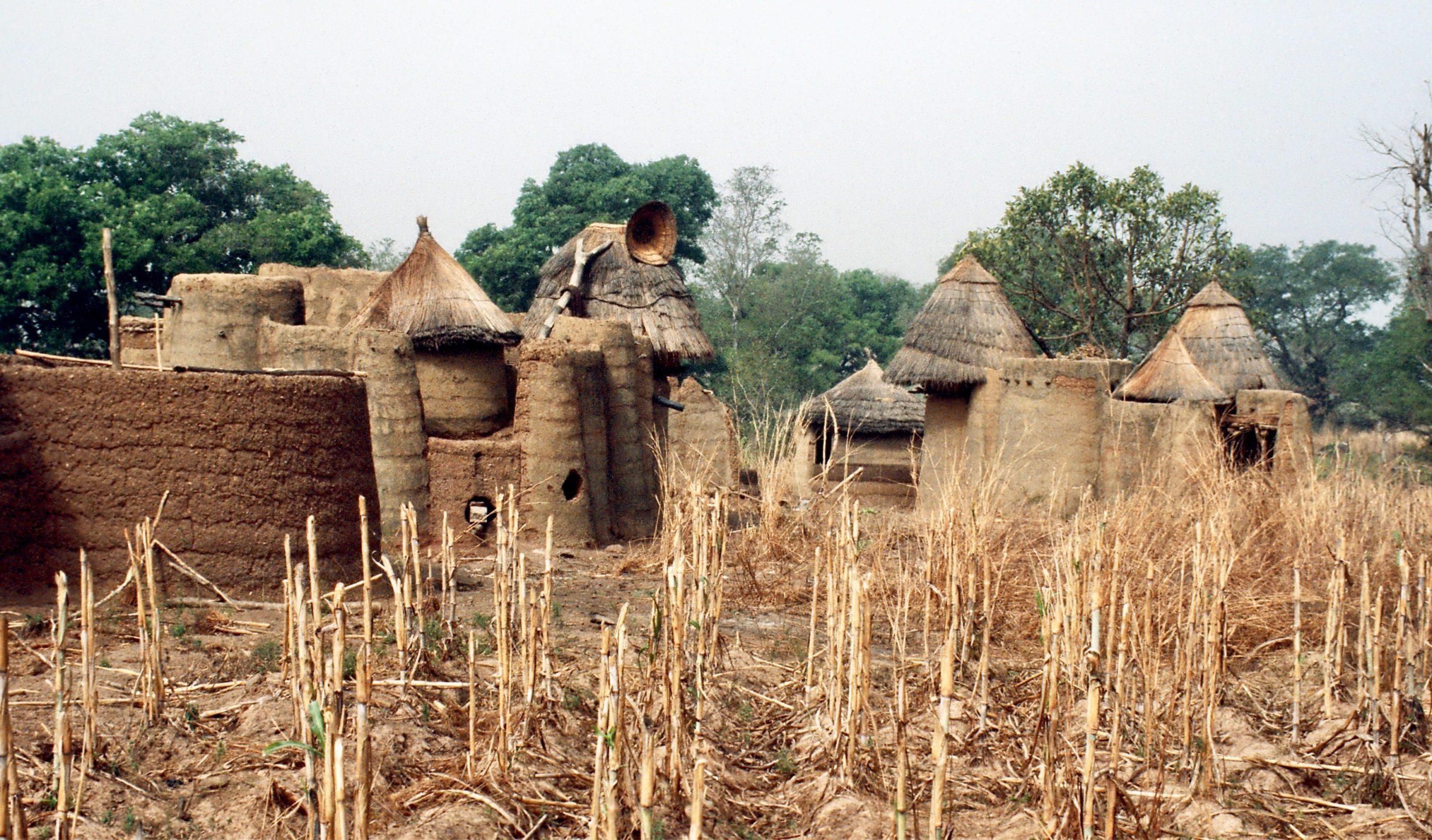 Benin: le case Batammariba che ispirarono Le Corbusier